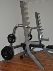 Hudson Steel Co. Squat Stand