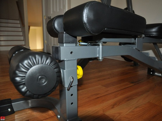 Hudson Steel Co. Bench with Attachment Drop-In