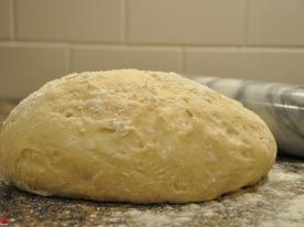 Handmade Pizza Dough