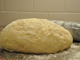 Handmade Pizza Dough