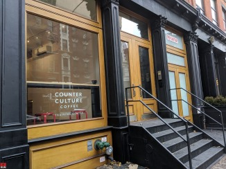 Counter Culture Coffee NY Training Center