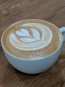 Counter Culture Coffee Cappuccino