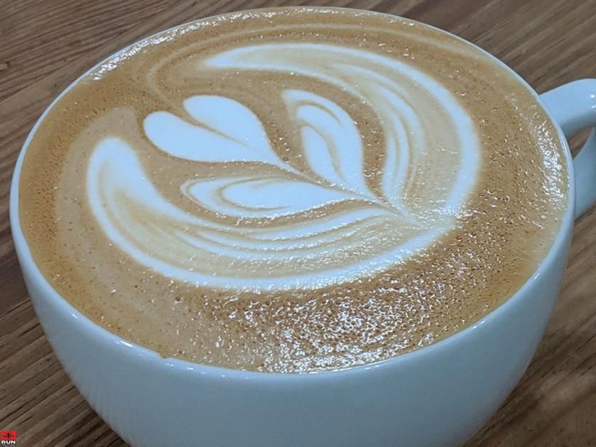 Counter Culture Coffee Cappuccino Latte Art