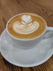 Latte Art Counter Culture Coffee
