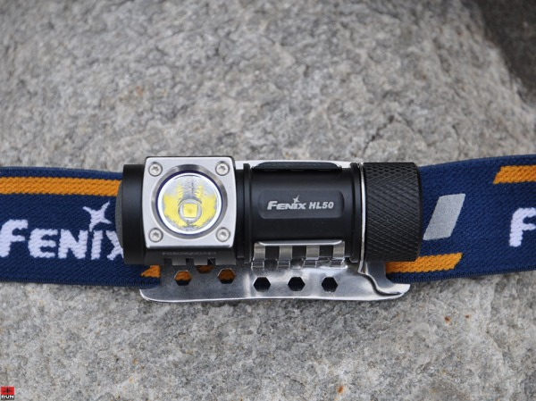 Fenix HL50 Headlamp - Front