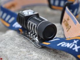 Fenix HL50 Headlamp - Battery Compartment Closed