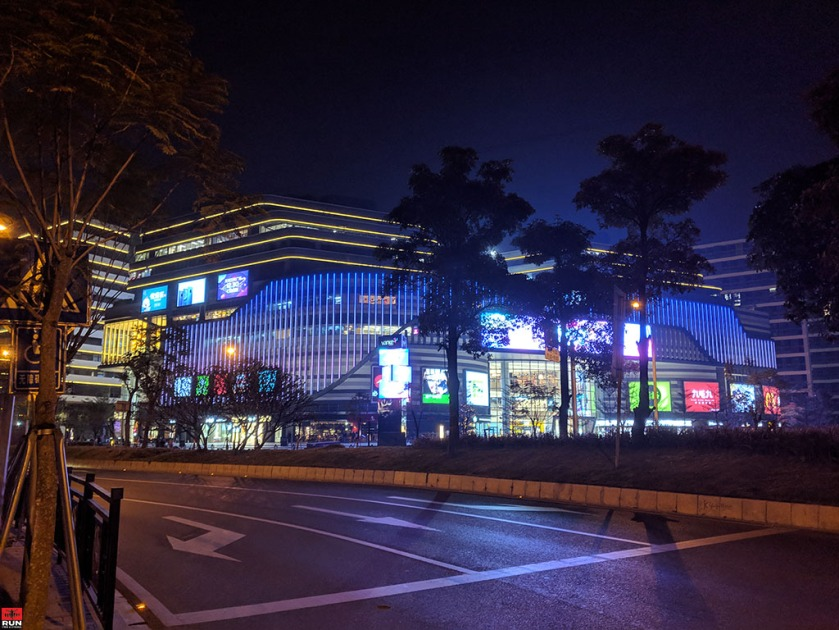Vanke Shopping Mall in Guangzhou, China, January 2019