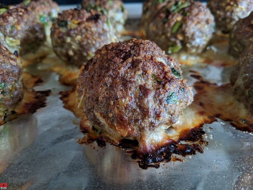 Broiled Meatballs