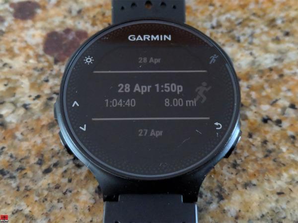 Waveny Park 8 mile run on April 28, 2019