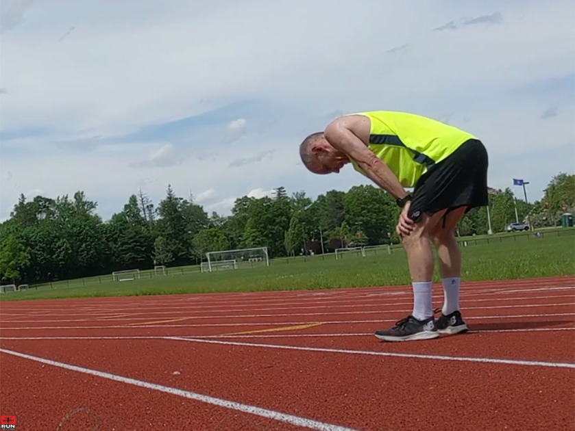Track Workout May 31 2019